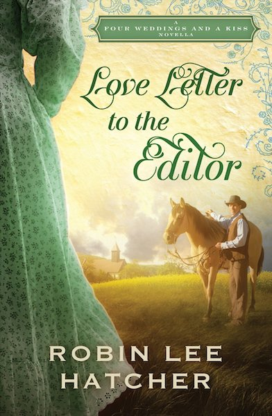 Love Letter to the Editor: a Four Weddings & a Kiss novella