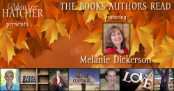 The Books Authors Read | Melanie Dickerson (with a giveaway)