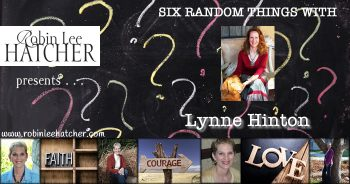 Lynne Hinton and 6 Random Things (with a giveaway)