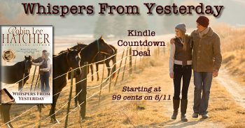 Whispers From Yesterday Kindle Countdown Deal